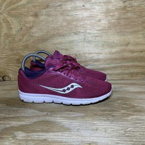 Saucony Grid Ideal Lightweight Running Shoes Womens Size 7.5 Pink S15269-3